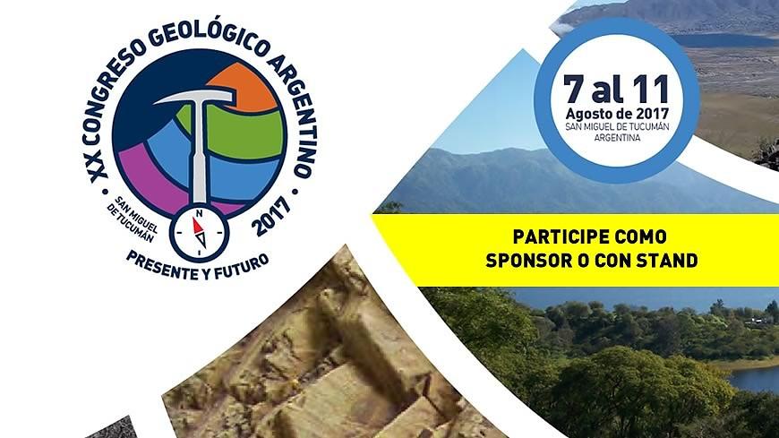 XX Congreso Geológico Argentino