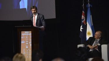 Se inauguró la 10° edición de Argentina Mining