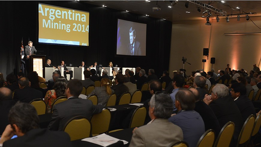 Thanks to all the companies that made Argentina Mining 2014 possible