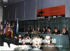 Argentina Mining 1998