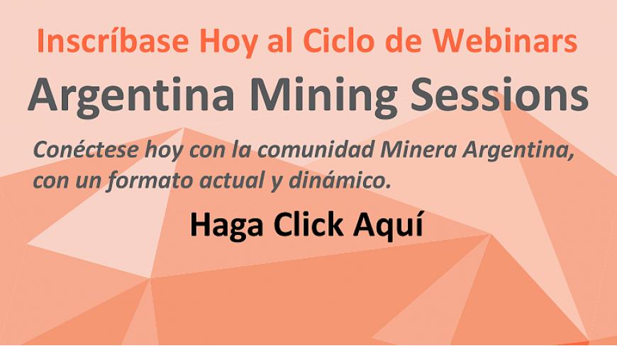 Inscríbase Hoy en Argentina Mining Sessions