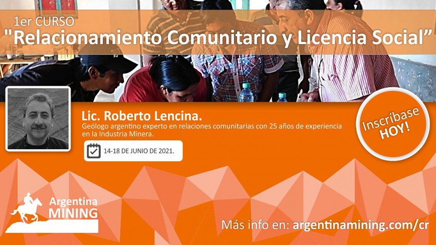 Curso Relacionamiento Comunitario - Roberto Lencina