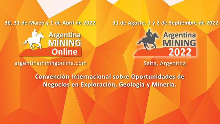 Convenciones Argentina Mining en 2022